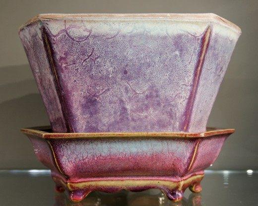 Керамический цветочный горшок (Ceramic flower pot)